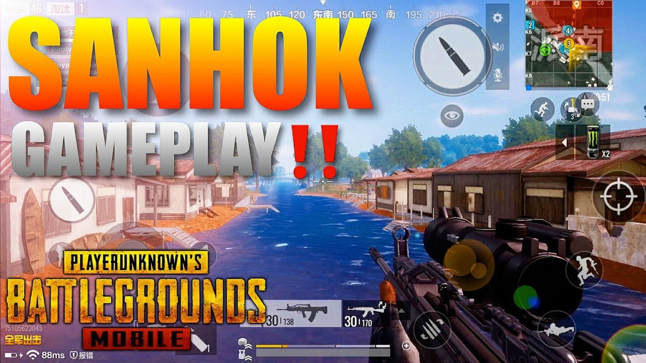 New Map Sanhok Now Available For Pubg On Pc: PUBG MOBILE New Map SANHOK Gameplay + Possible Release