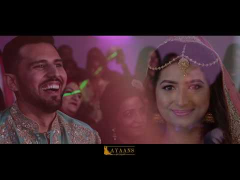 The Wedding Trailer of Mariam & Umar | Luxury Asian Pakistan