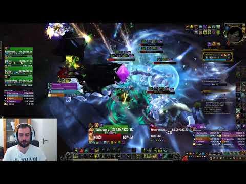 World Of Warcraft - Manoir Malvoie +11 Pov Tank DH - BFA Saison 2