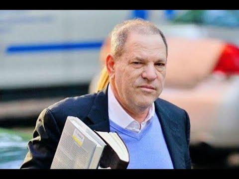 Ex-produtor de cinema Harvey Weinstein se entrega à Justiça dos EUA | SBT Brasil (25/05/18)