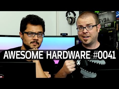 Awesome Hardware #0041-A - Still Numb From The Dentist, also Tech