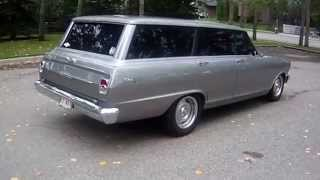 1963 Chevy II Wagon