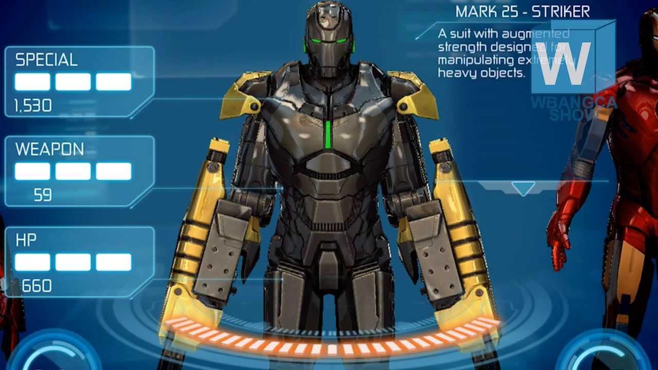 LEGO Ideas - Avengers: Iron Man Mark VII Armor