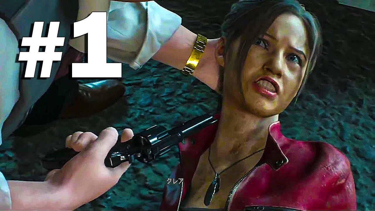Resident Evil 2 Remake - Full Gameplay Walkthrough Demo (Claire Redfield)