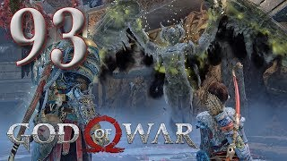 [93] God of War - Eir & Geirdriful - Let's Play Gameplay Walkthrough (PS4)