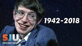 Remembering Stephen Hawking - SJU