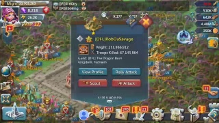My Lords Mobile Stream WOW A2Z vs MCD at K144
