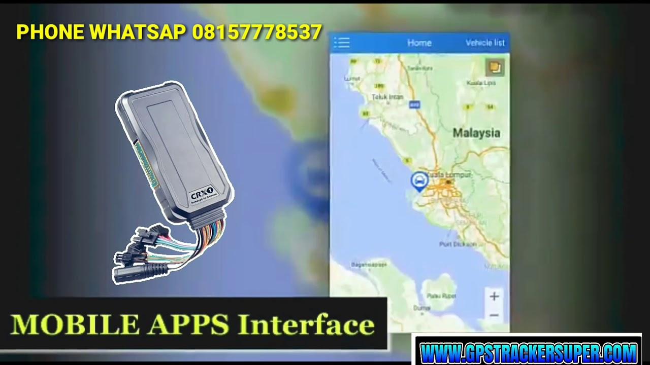 GPS TRACKER SUPER SEMARANG JAWA TENGAH Lacak Segala Jenis Kendaraan