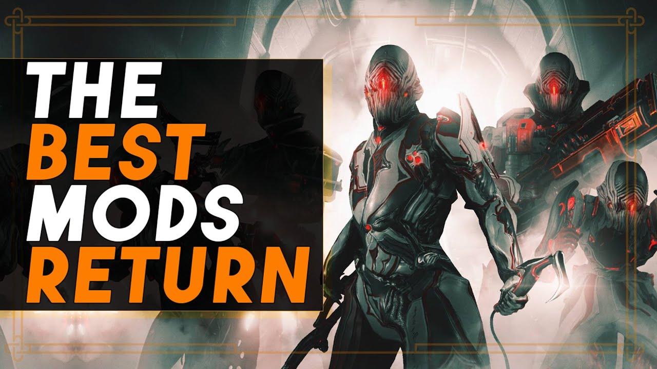 Warframe: Acolytes Bring Back The Best Mods thumbnail