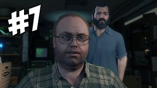 Grand Theft Auto 5 PC ► Gameplay Walkthrough Part 7 - Titty City (GTA 5)
