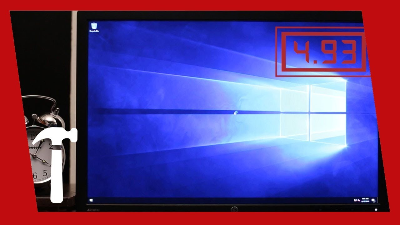 This Windows 10 PC has an insanely fast boot time of just 4 9