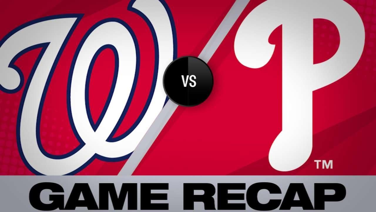 McCutchen, Hoskins lead Phillies past Brewers 6-4