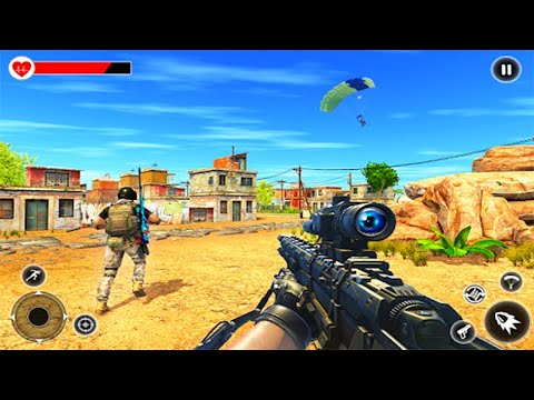 Battle Ground - Open World - Android GamePlay - FPS Shooting Games Android #14