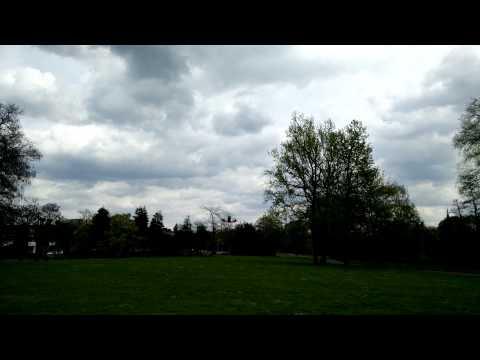 Storm drone B motor problem