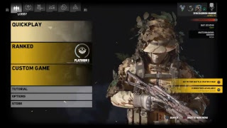 IRONMARINE'S Live Ghost Recon Wildlands pvp ranked