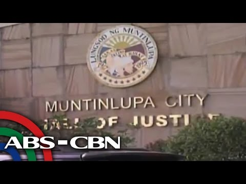 News Now: 3 Muntinlupa RTC branches reset hearings on De Lima cases