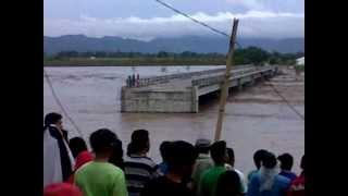 Typhoon Bopha (Pablo) Valencia Bukidnon, Pulangui River