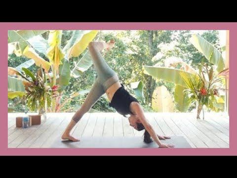 1 Hour Flexibility Flow - Yoga for Hips & Hamstring Flexibility {60 min}