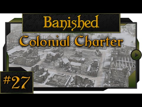 Banished Colonial Charter - #27 - Whale Hunting