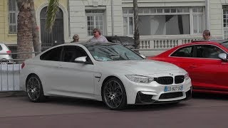 BMW M4 Pack competition [ On board ] !