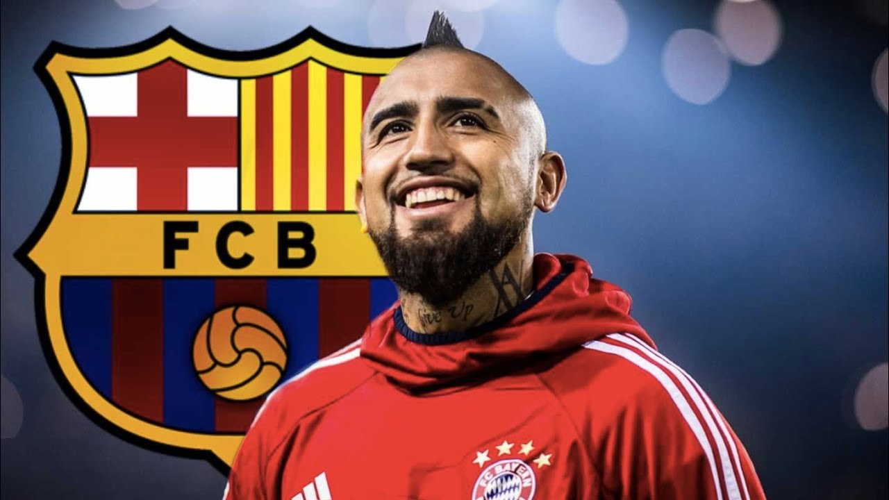 Image result for Arturo Vidal barcelona