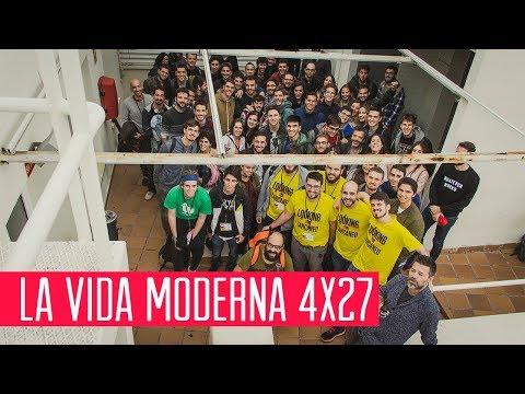 La Vida Moderna 4x27...es cazar buitres haciendo mannequin challenge