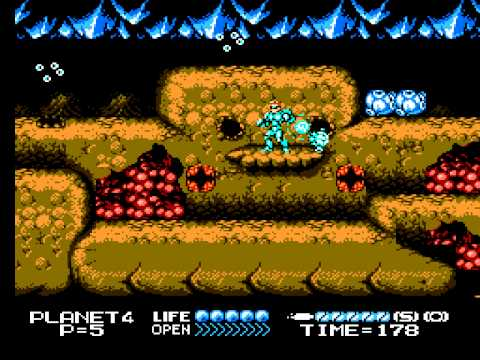TAS HD: NES Street Fighter 2010 (USA) in 17:39.98 by FODA
