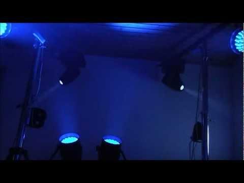 Sash Ecuador - Light Show DMX