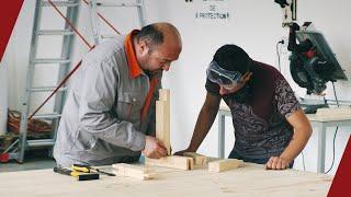 Շուշիի Եզնիկ Մոզյան արհեստագործական ուսումնարանը իր դռները բացել է Ստեփանակերտում