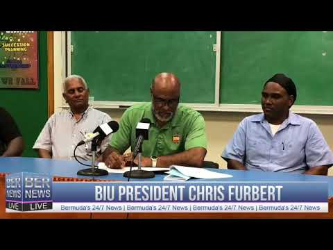 BIU Press Conference On Bus Situation, June 19, 2018