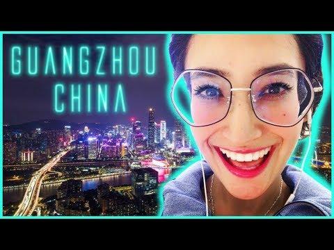 Viaje a GUANGZHOU desde Shenzhen, CHINA