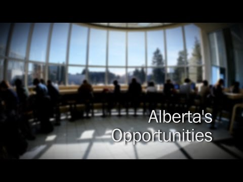 Newcomers in Alberta: Opportunities