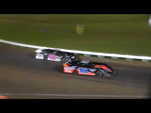 Late Model Heat 2 @ Farley Speedway 10/20/17