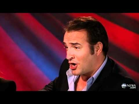 'The Artist' Interview: Jean Dujardin Sings 'For Me, Formidable' on 'Popcorn with Peter Travers'