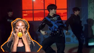 Treasure: dance performance video /asap rocky- wild for the night (reaction video)