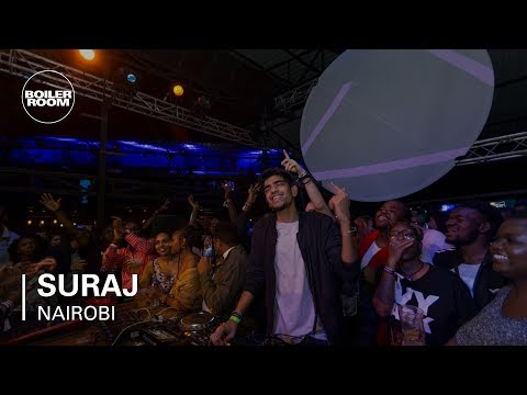 SURAJ Nu Nairobi Mix | Boiler Room x Ballantines True Music Kenya