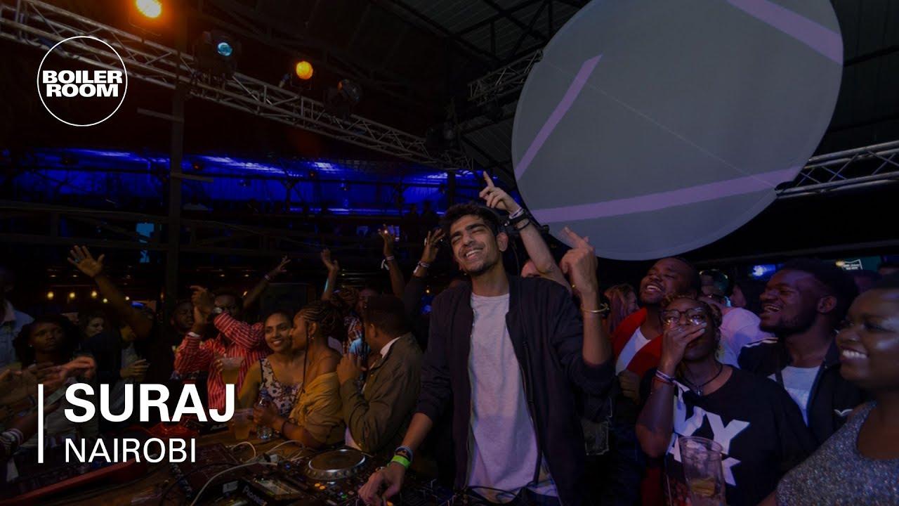 SURAJ Nu Nairobi Mix | Boiler Room x Ballantines True Music Kenya