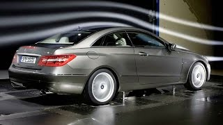 Development of Mercedes E-class Coupe C207 #eclasscoupe
