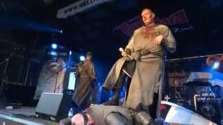 HEIMATAERDE - Tief in Dir (live@Hörnerfest 2014) HD
