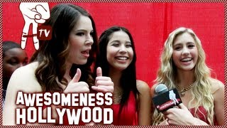Lia Marie Johnson's Valentine's Day Bash - Awesomeness Hollywood