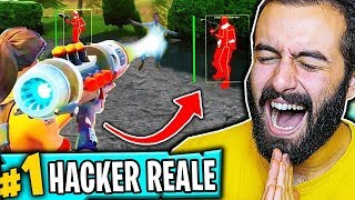 """""""NEW HACK"""" REACTION TO FAILS OF FORTNITE #6 - GLITCH Compilation"""