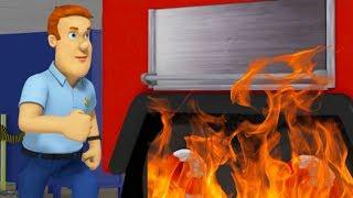 Fireman Sam New Episodes | Sky Lanterns | Fireman Sam Fights Fire | Teamwork 🚒 🔥 Kids Movies