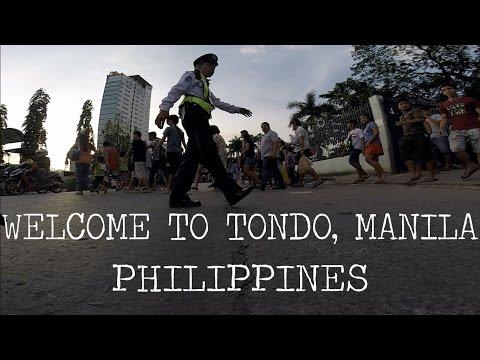 Welcome to Tondo, Manila: Tricycle Tour