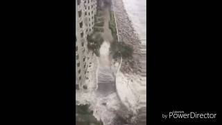 Видео HONG KONG & MACAU TYPHOON AUGUST 2017. PLEASE BECAREFUL EVERYONE IN HK. TAKE CARE! от mangkongkek, Макао