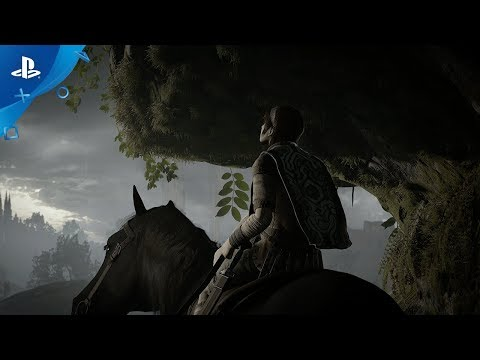 Shadow of the Colossus – Paris Games Week 2017 Trailer | PS4