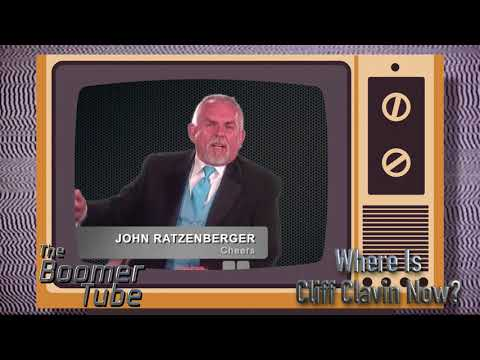Where Is Cliff Clavin Now?  John Ratzenberger  -  The Boomer Tube