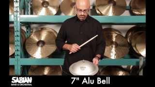 "Sabian 11"" Alu Bell"