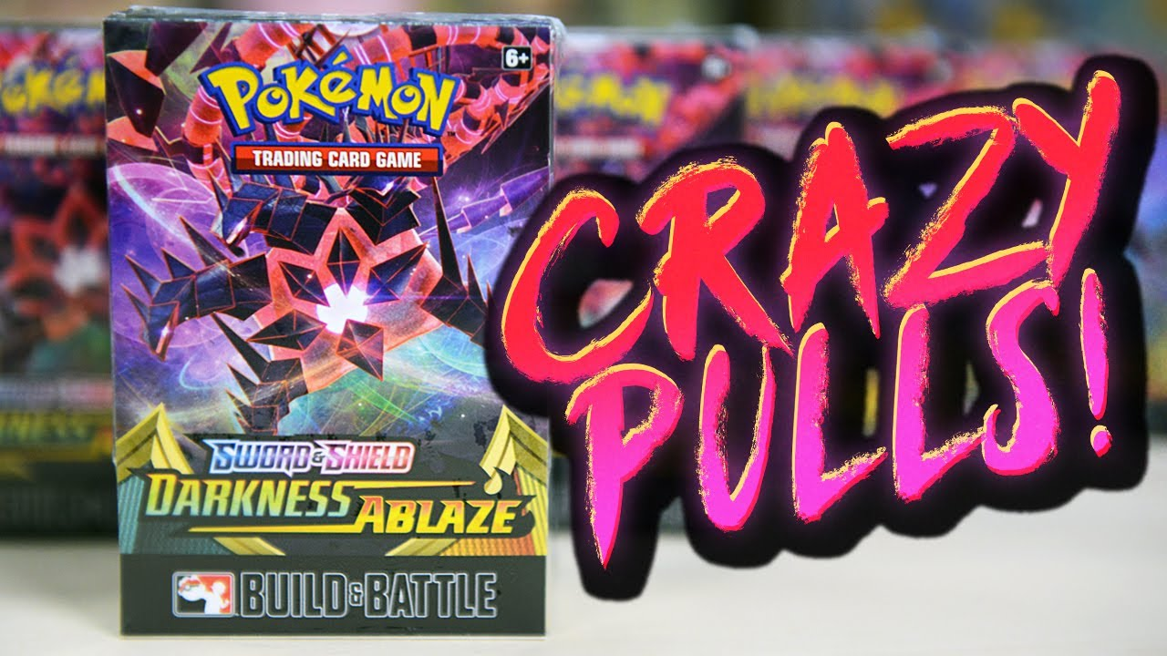 Darkness Ablaze Prerelease Experience! You Won't Believe What we Pulled!