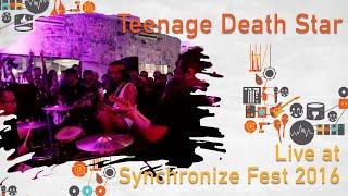 Teenage Death Star live at Synchronize Fest - 28 Oktober 2016