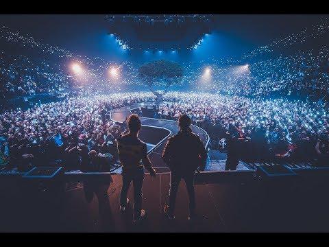 Un Concert Inoubliable à Paris🔥 PNL Tour 2017 (Dernier jour)